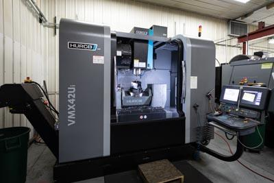 Liberty Molds 5 Axis Milling